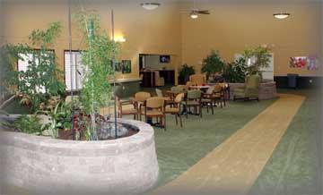 MCU Atrium